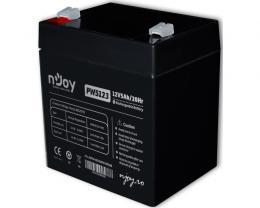 NJOY PW5123 baterija za UPS 12V 5Ah (ACPW-05123PW-BT01B)