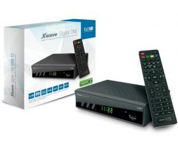 XWAVE Digital ONE DVB-T2 set top box