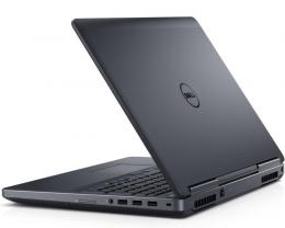 DELL Precision M7510 CTO 15.6 FHD Intel Core i7-6820HQ 2.7GHz (3.6GHz) 16GB 256GB SSD Nvidia Quadro M2000M 4GB 6-cell Windows 10 Pro 64bit 3yr NBD