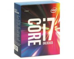 INTEL Core i7-6850K 6-Core 3.6GHz (3.8GHz) Box