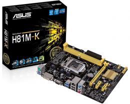 Asus Intel MB H81M-K 1150