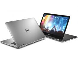 DELL Inspiron 17 7000 Series (7779) 2-u-1 Touch 17.3 FHD Intel Core i5-7200U 2.5GHz (3.1GHz) 12GB 1TB GeForce 940MX 2GB 4-cell srebrni Windows 10 Home 64bit 5Y5B