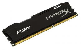 Kingston DIMM DDR4 4GB 2400MHz HX424C15FB/4 HyperX Fury Black