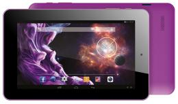 eSTAR BEAUTY HD 7/ARM Cortex-A7 Quad core 1.2GHz/512MB/8GB/WiFi/0.3Mpix/Android 5.1 Lollipop/Purple