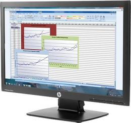 HP ProDisplay P222va LED Backlit Monitor 21.5/1920x1080/3Y (K7X30AA)