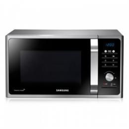 Samsung MG23F301TAS mikrotalasna rerna, gril, 23l, 1200W, LED ekran, crna/inox