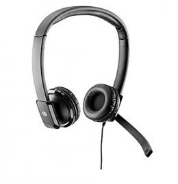 HP Business Headset Black (QK550AA)