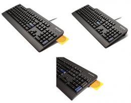 Lenovo USB Smartcard Keyboard - SR Latin