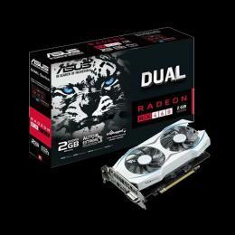 Asus AMD RX 460 2GB 128bit DUAL-RX460-2G