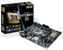 Asus Intel MB H110M-C 1151