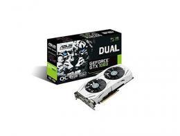 Asus NVD GTX 1060 6GB 192bit DUAL-GTX1060-O6G