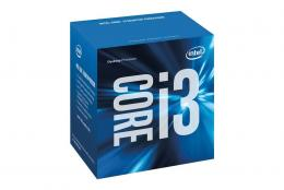 CPU Core i3, i3-6100, 3,70GHz, 3MB, LGA1151, Skylake, HD graphics 530, 14nm