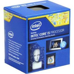 CPU Core i5, i5-4460, 3,20GHz, 6MB, LGA1150, Haswell, HD graphics 4600, 22nm