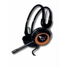 CHS-T3 Slusalice sa mikrofonom, Narandzaste