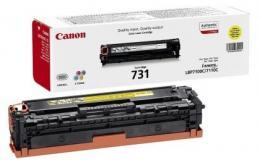 Canon Toner CRG-731Y (Yelow) za LBP7100Cn/7110Cw, yield 1.5K