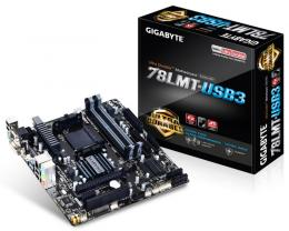 Gigabyte AMD MB GA-78LMT-USB3 6.0 AM3+