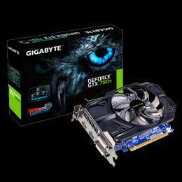 Gigabyte NVD GTX 750Ti 2GB DDR5 128bit GV-N75TD5-2GI