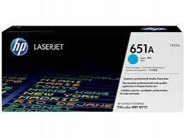 HP 651A Toner Cyan  Cartridge za  M775 mfp [ CE341A]