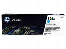 HP 826A Cyan LaserJet Toner Cartridge za seriju M855 CF311A