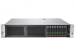 HPE DL380 Gen9 Intel 8C E5-2620v4 2.1GHz 16GB P440ar/2GB 3x300GB SAS 10K DVD-RW 500W 2U Rack (3-3-3)