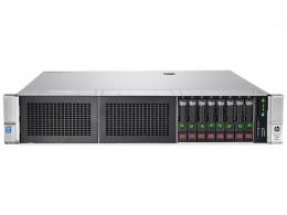 HP DL380 Gen9 Intel 6C E5-2620v3 2.4GHz 16GB-R P840/4GB 12LFF NoHDD NoODD 2x800W Remarket 2U Rack 3Y