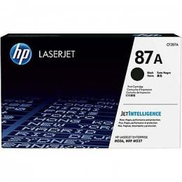 HP 87A  Black l LaserJet Toner Cartridge za M506,M527 (CF287A)