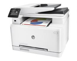 HP Color LaserJet Pro MFP M277n, LAN, ADF, fax
