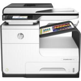 HP Color PageWide Pro 477dw MFP Printer, A4, LAN, WiFi, ADF, Duplex, Fax