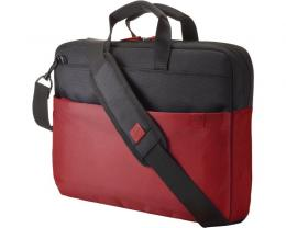 HP Duotone 15.6 Brief Case Red (Y4T18AA)