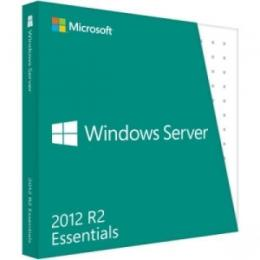 HP Microsoft Windows Server 2012 R2 Essentials Edition ROK