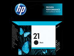HP No.21 Black Inkjet Print Cartridge (5 ml) za Deskjet 3920/3940/psc1410,[C9351AE]