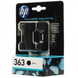 HP No.363 Black Ink Cartridge (Photo Smart 8250/3210/3310) [C8721EE]