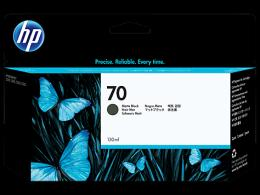 HP No.70 130 ml Matte Black Ink Cartridge za Z2100/Z3100 [C9448A]