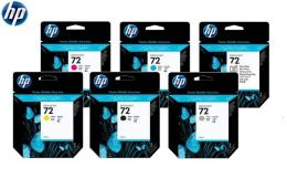 HP No.72 69ml Photo Black Ink Cartridge za T610/T1100/T770/T790/T1200/T1300/T2300 [C9397A]