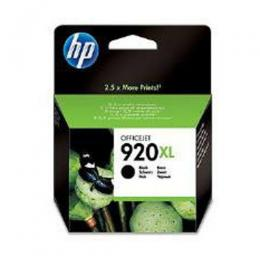 HP No.920 Black Officejet Ink Cartridge, for Officejet 6500 [CD971AE]
