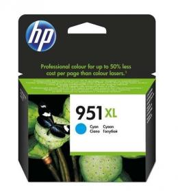 HP No.951XL Cyan Inkjet Print Cartridge za OfficeJet Pro 8100/8600 [CN046AE]