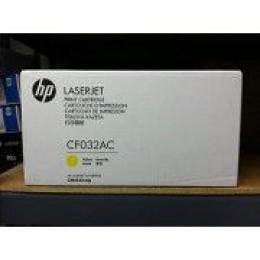 HP PPU Toner Yellow zaCLJ CM4540 mfp [CF032AC]