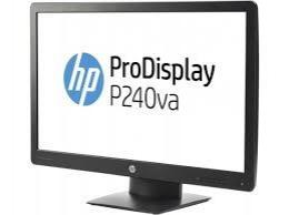 HP ProDisplay P240va LED Backlit Monitor 23.8/1920x1080/3Y (N3H14AA)