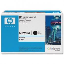 HP Toner Black CLJ 4700 [Q5950A]