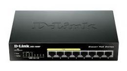 Switch 8-portni gigabitni D-Link DGS-1008P POE