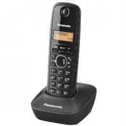 PANASONIC telefon KX-TG1611FXH crni