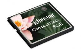 Memorijska kartica Compact Flash Kingston 8GB 133x