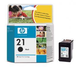 HP HP 21 Black Inkjet P