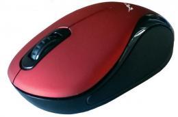 MIŠ MS ROUTE 2 crveni bežični miš