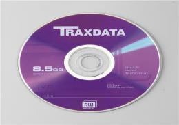 MED DVD disk TRX DVD+R DL 8.5GB C10