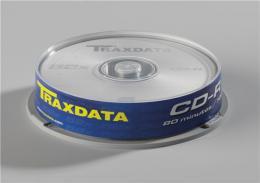 MED CD disk TRX CD-R 52x C25