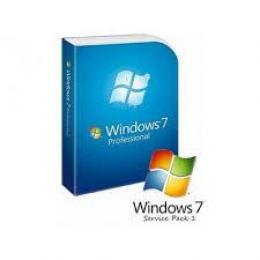 MS OEM Win 7 Pro 64-bit Eng 1pk, FQC-08289