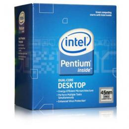 CPU INTEL  PENTIUM E5500