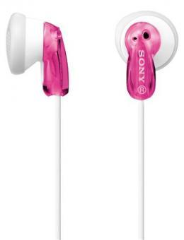 SONY slušalice MDR-E9LPP pink