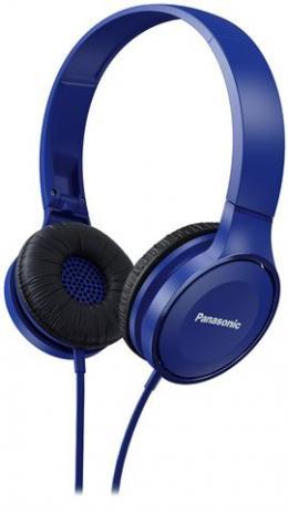 PANASONIC slušalice RP-HF100E-A plave